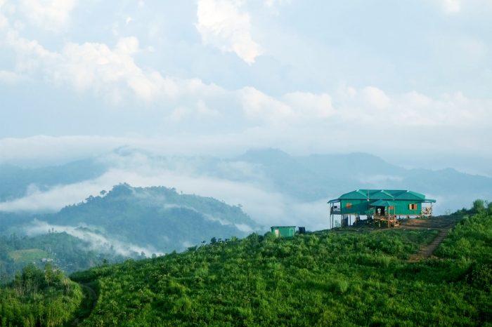 Weekend tour to Rangamati-Sajek valley & Khagrachari