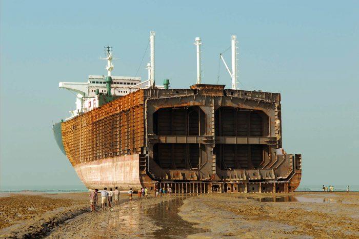 Shipbreaking Trip Chittagong