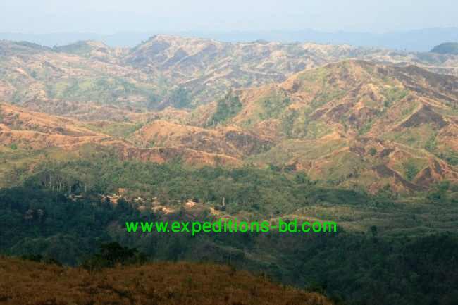 Bandarban Trekking Expeditions